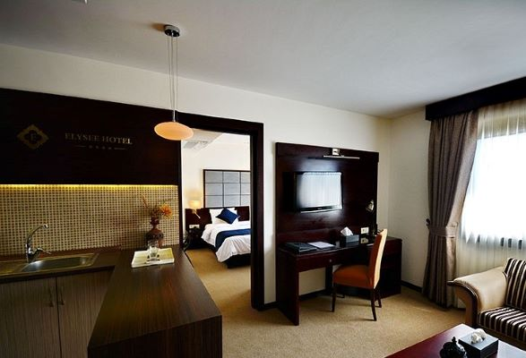 Elysee Hotel Shiraz