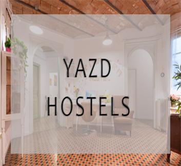 Yazd Hostels