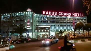 Rasht Kadus Hotel