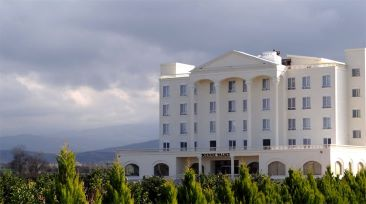 Gorgan Botanic palace Hotel