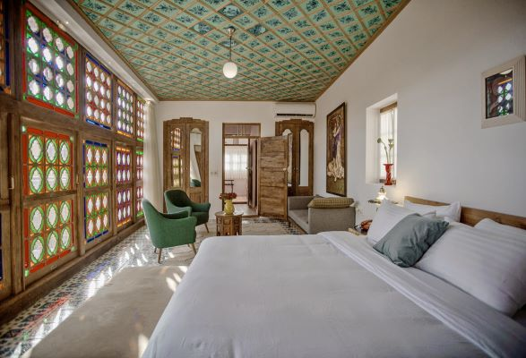 Darbe Shazde Hotel Shiraz