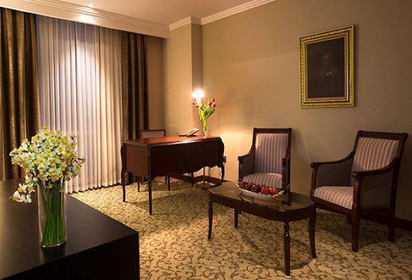 Espinas Palace Hotel Tehran