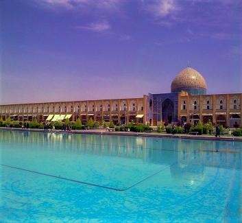 Isfahan Hotels Pic