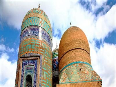 Sheikh Safi al Din Ardabili Monastery