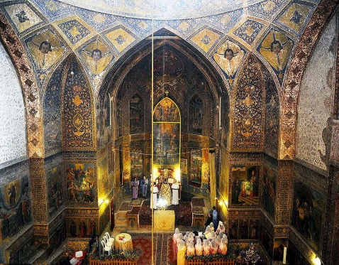 Top Holy Churches in Isfahan