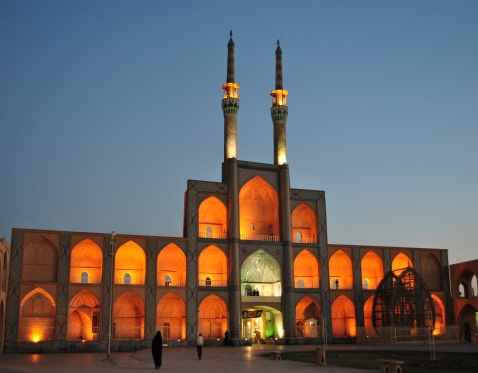 1 Day Yazd Must sees