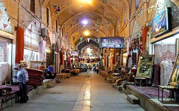 Isfahan Qeysarieh bazar