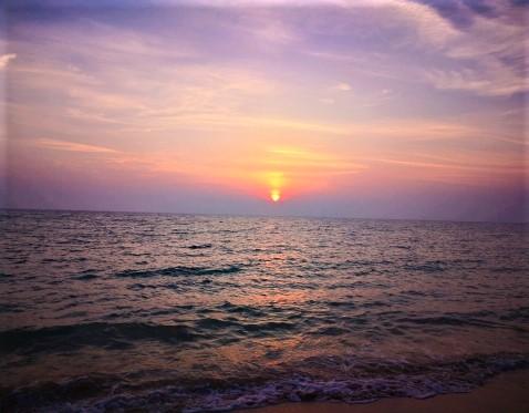 Hengam Beach