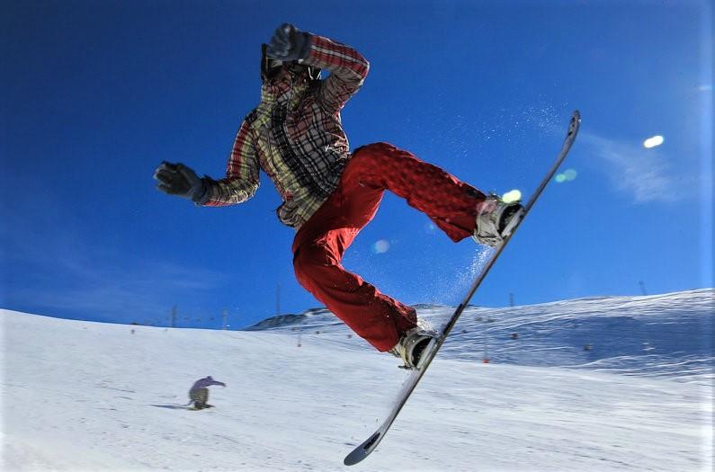 1 Day Ski Tour in Tochal Ski Resort