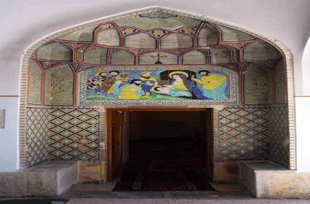 Isfahan Saint George Church